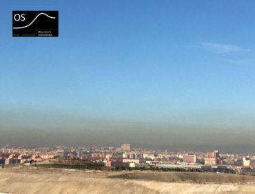 Madrid, calidad del aire